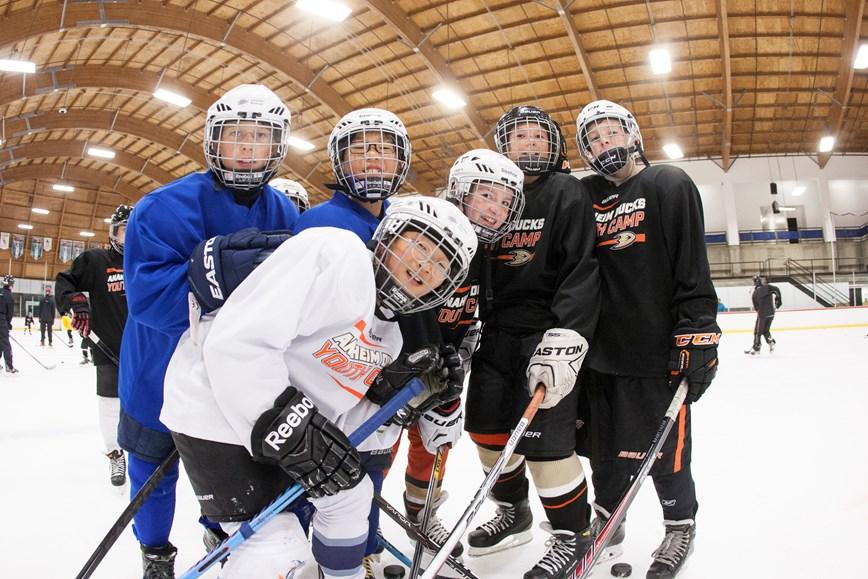 All World Hockey Camps Hockey Yorba Linda Ice